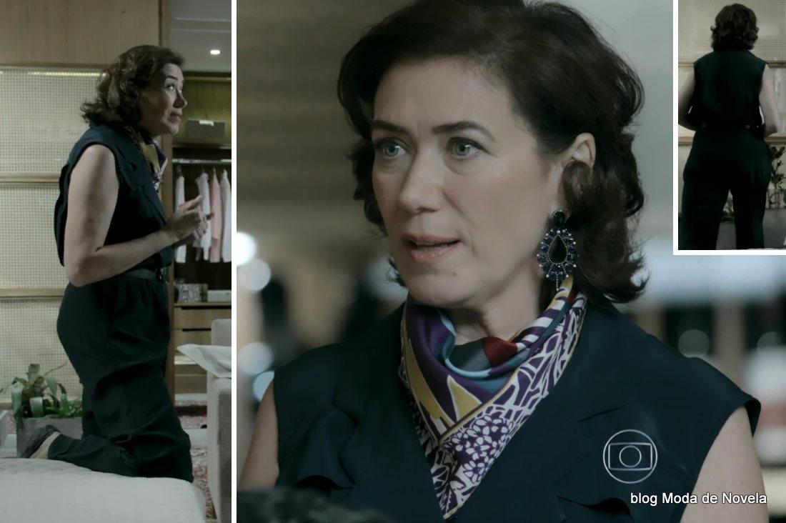 moda da novela Império, look da Maria Marta dia 4 de novembro
