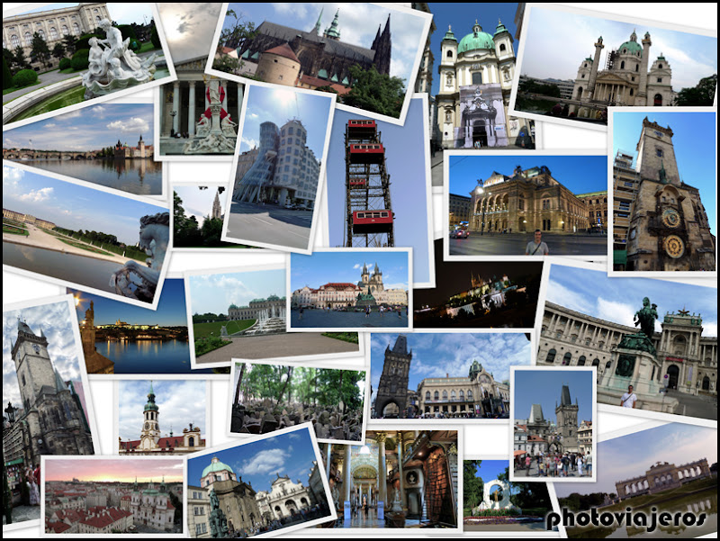 Guía de Viena y Praga