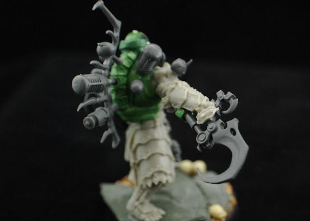 Dark Eldar Grotesque Conversions Grotesques_WIP_10