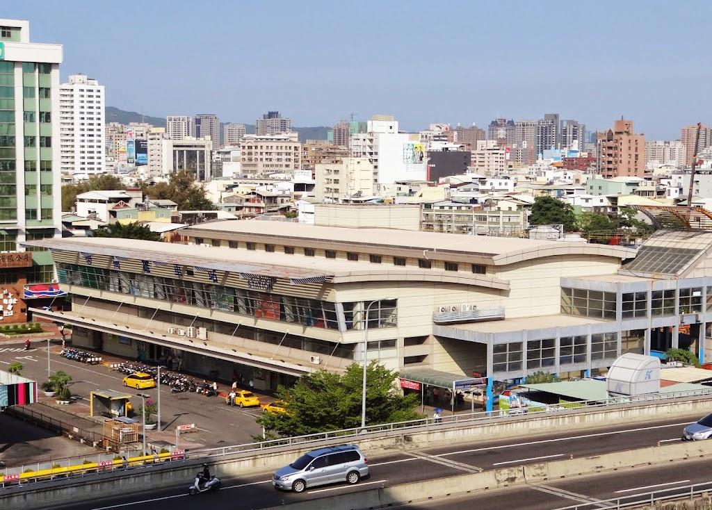高雄火車站(同愛街口)