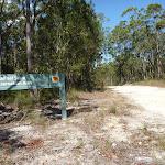 Entering Sugarloaf State Conservation Area (357731)