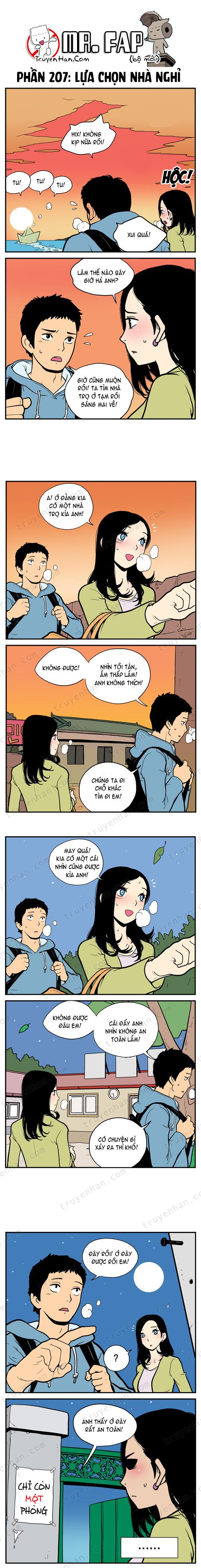 Mr. FAP (bộ mới) phần 207: Lựa chọn nhà nghỉ
