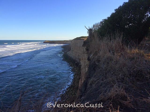 Acantilados, Mar del Plata