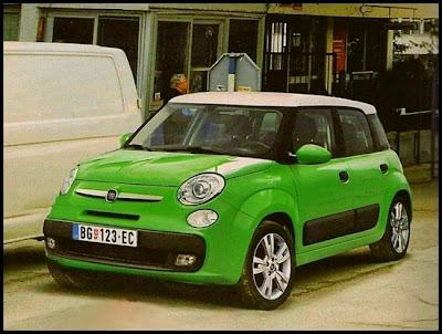 Fiat ElleZero and