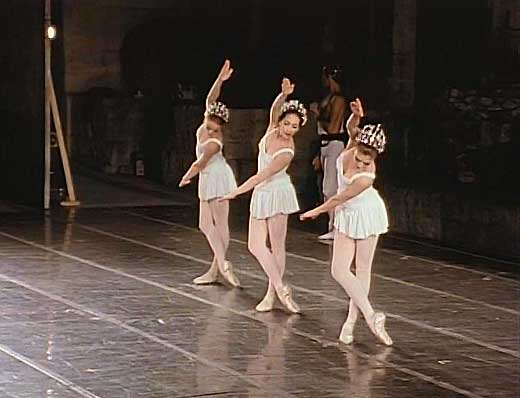 Ballet Hosted by Picasa