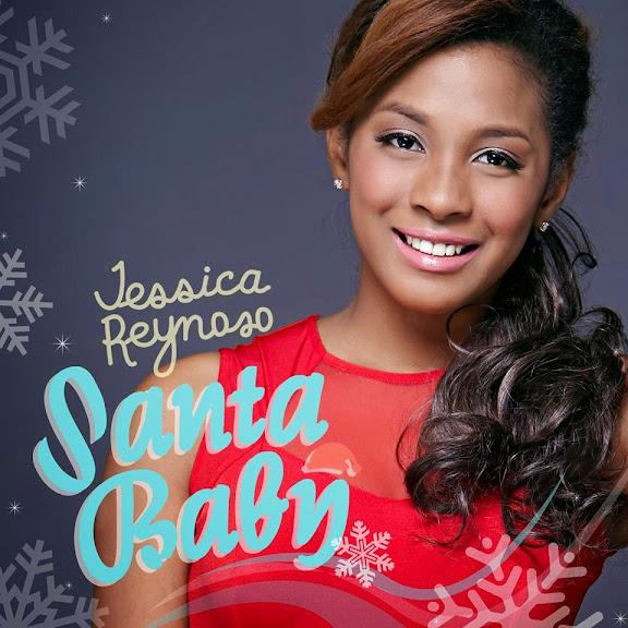 Jessica Reynoso Santa Baby