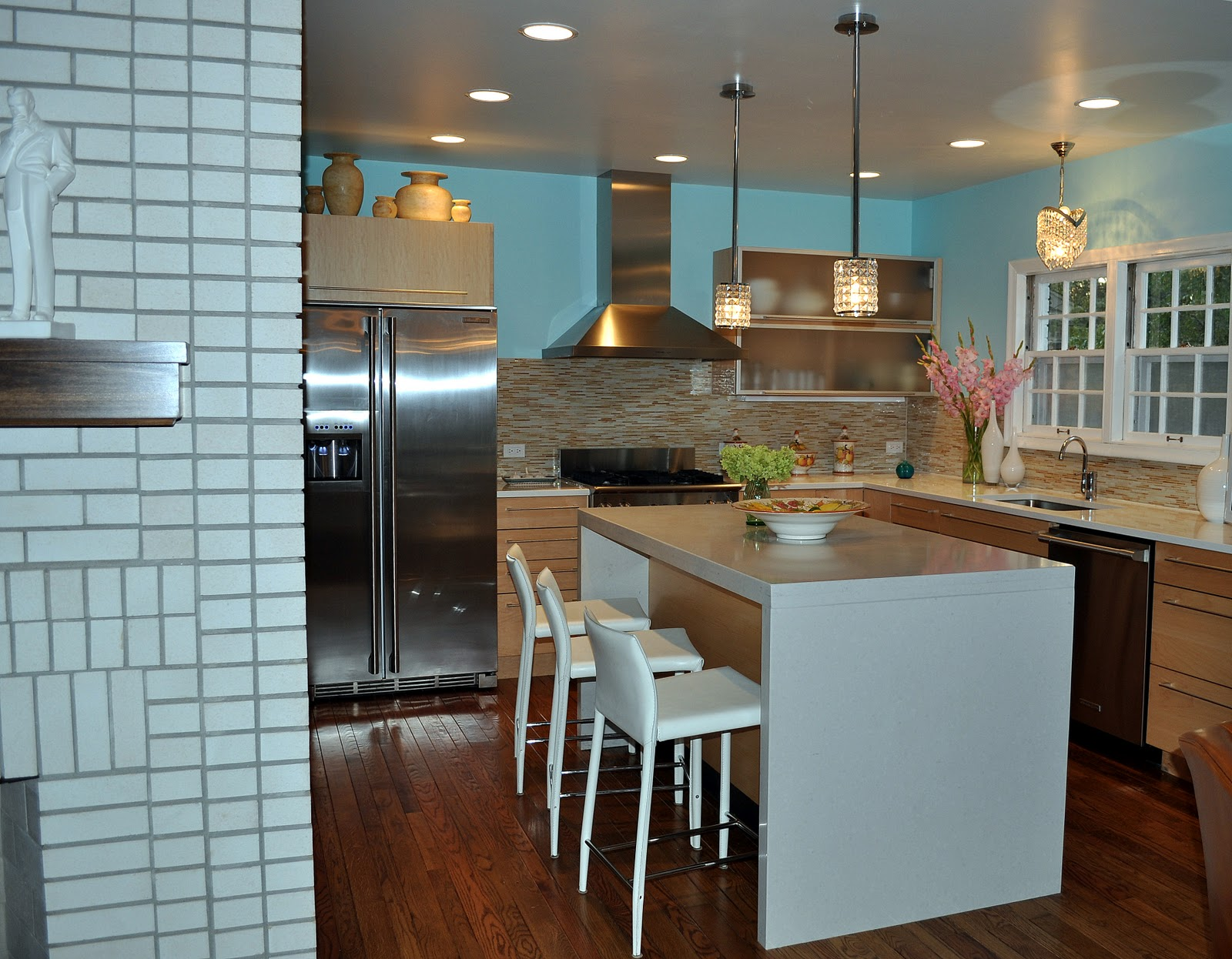 Tootin\' My Own Horn: Kitchen Makeover | AtTuned To Style
