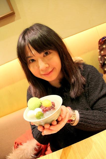 東京 美食 甜點 茶寮都路里
