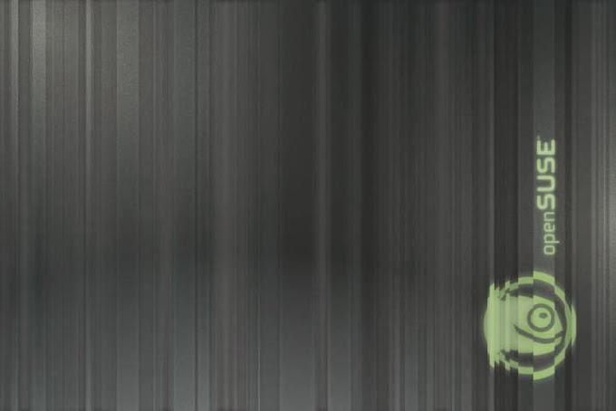 A openSUSE 11.4 se le ha acabado el verde