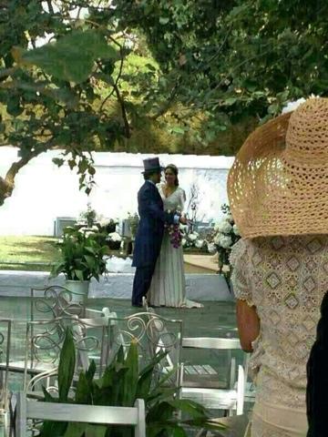 Las imágenes secretas de la boda de Fran Rivera