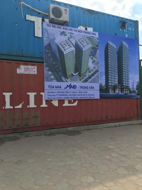 Chung cư MHD Trung Văn - www.mhdtrungvan.net