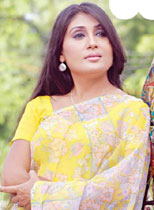 Bangladeshi Model and Actress Bonna Mirza Thumbnail