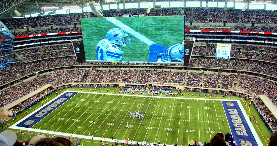 Cowboys ATT&T Stadium