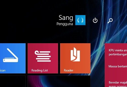 Windows 8.1 update 1: Start screen buttons and tile context menu for desktop users