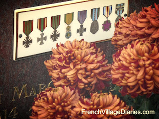 French Village Diaries Toussaint All Saints Day Flowers France Traditions Cemetery