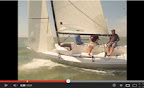 J/70 sailboat test with Voiles Magazine- France