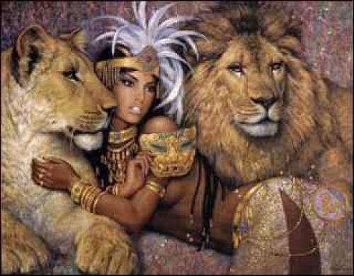 Polytheism Ishtar Day