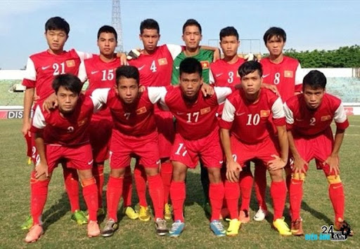 HLV U19 Trung Quốc ca ngợi U19 Việt Nam