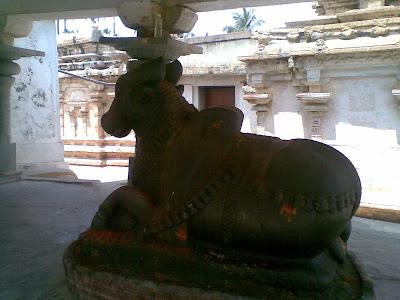 Samaresh @ Naganatheshwara temple begur