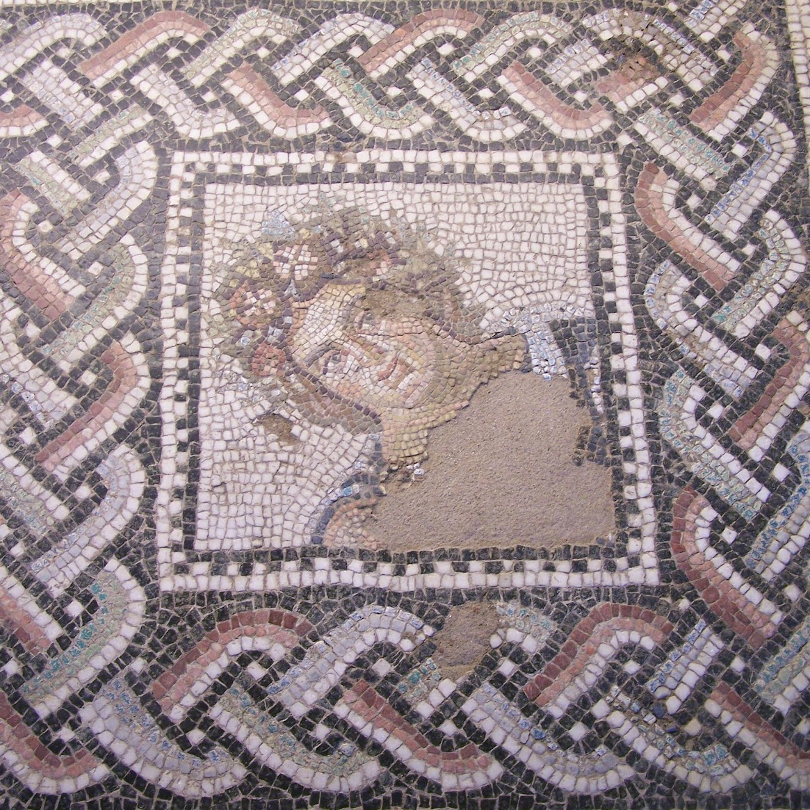 My Photos: Mosaics in the Archaeological Museum of Thessaloniki