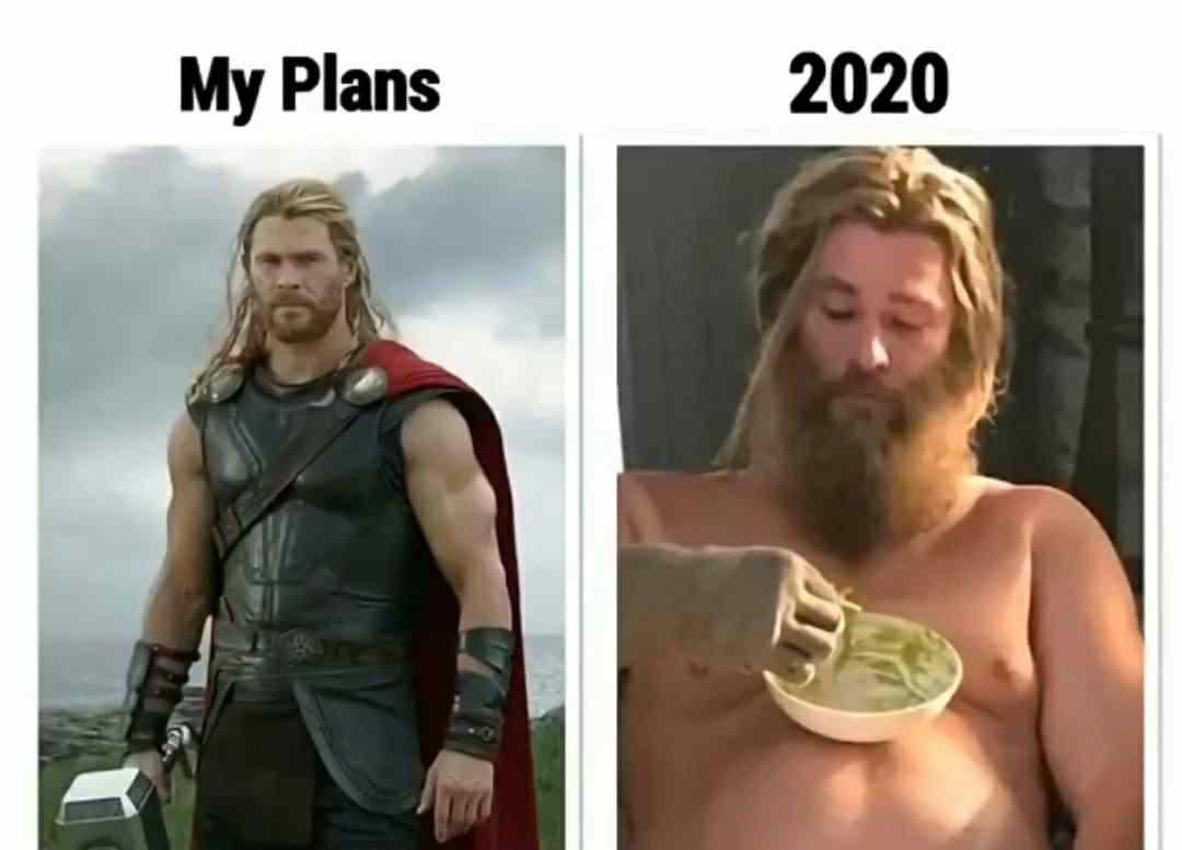 Memes Of 2020