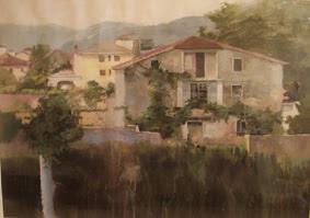 XX Certamen Nacional de Pintura Medina de Pomar 2013,Premio Mención de honor,Ana Hernandez Morote,del pintor al comprador,pintura,pintora,premio,
