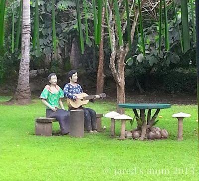 Villa Escudero, Quezon Province, history and culture, Philippines