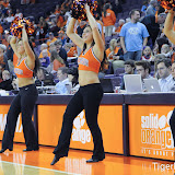 Clemson Basketball vs North Carolina Photos