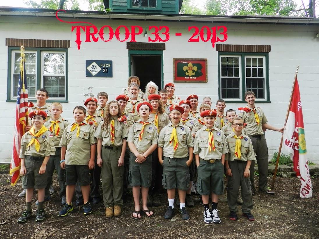 Troop 33