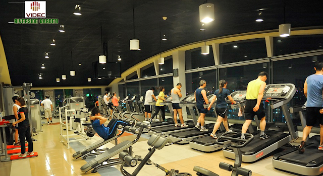 Phòng tập Gym Riverside Garden