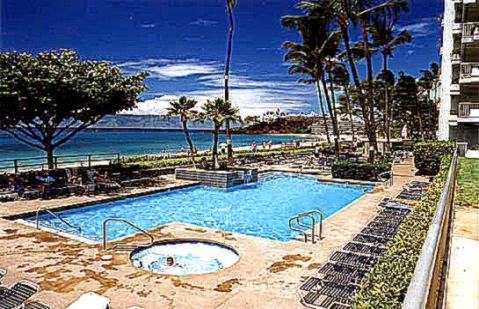 Maui Hawaii The Whaler Resort on Kaanapali Beach Maui Hawaii a