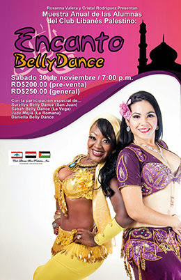 Encanto Belly Dance
