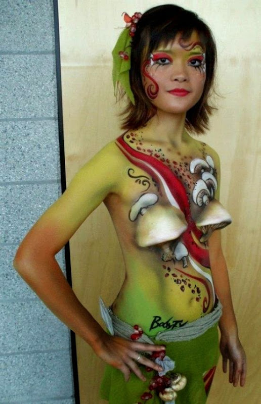 Bored to Death  13 Examples of Extreme Body Art