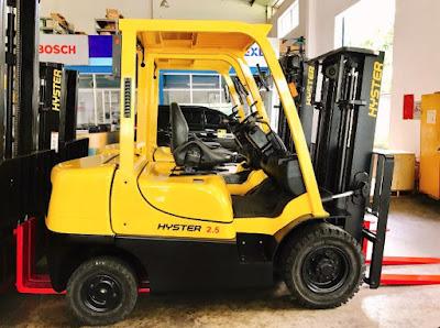 Xe nâng 3 tấn Hyster H3.0XT