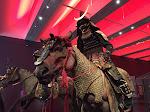I like the horse and samurai combo