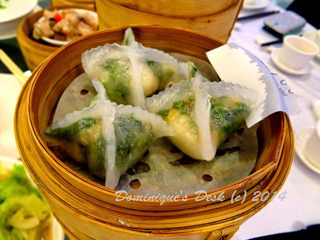 Vegetable Dumplings