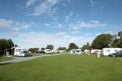Oswestry Camping and Caravanning Club Site at Oswestry Camping and Caravanning Club Site