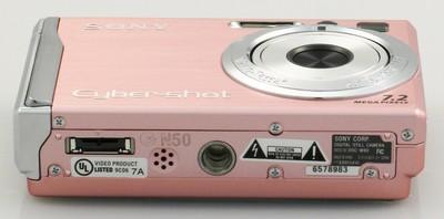 Sony Cyber-shot DSC-W80