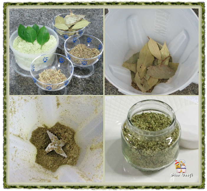 Mix de ervas aromáticas e sal 3