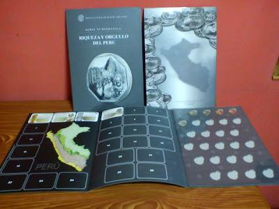 última moneda que salió pertenece al monasterio de Santa Catalina