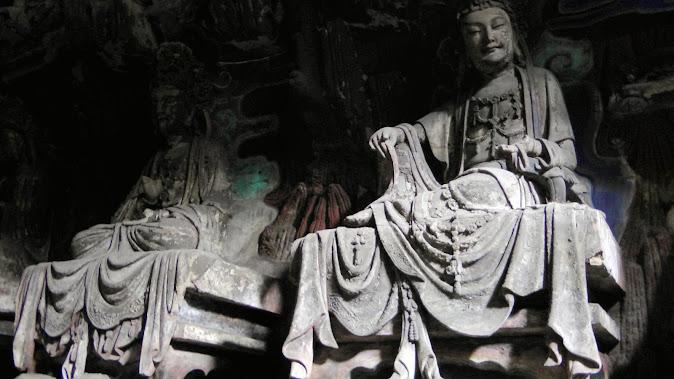 Dazu Grottos (Baoding Shan): A pilgrim's visit to the Buddhist icons [© BMCL]