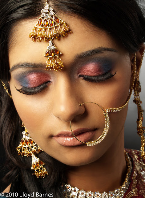 Novias de la India