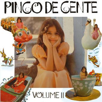 Vaninha - Pingo de Gente Vol. II (Nova Edi��o) + (PlayBack) 1981
