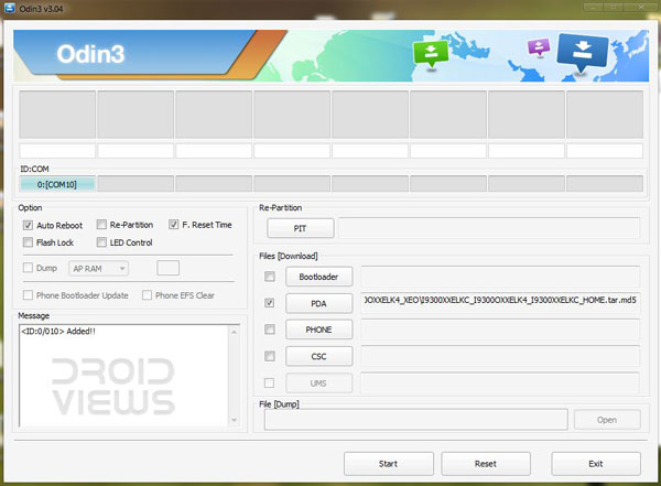 Install Android 4 1 2 JellyBean Firmware on Galaxy Note 2 GT