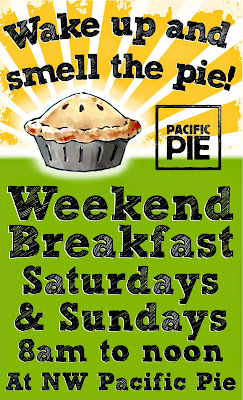 Pacific Pie has brunch on their NW 23rd location