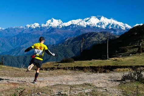 100 millas Himalaya