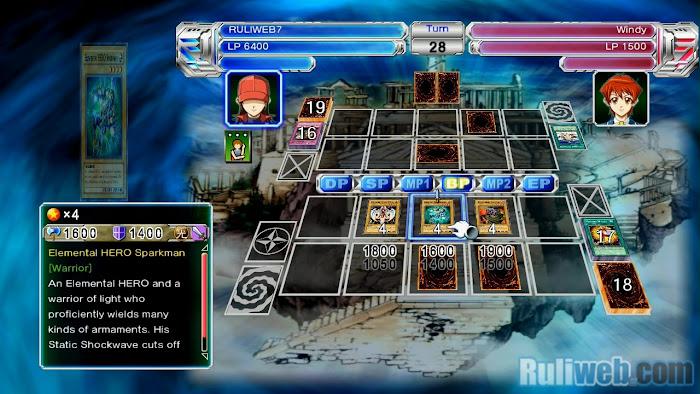 Thử nghiệm Yugi Oh 5DS phiên bản PS 3 - Ảnh 18