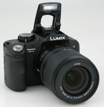 Panasonic Lumix L10