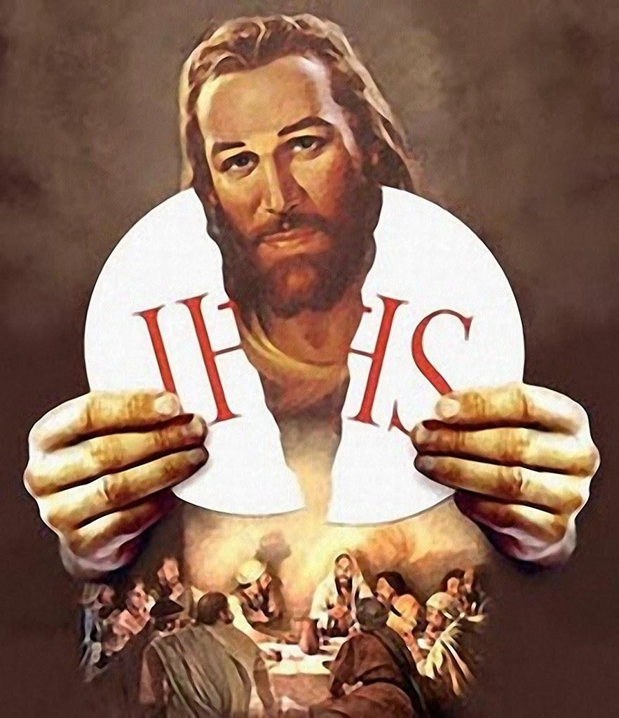Mình Thánh Chúa Jesus - Bẻ bánh (Ý nghĩa: