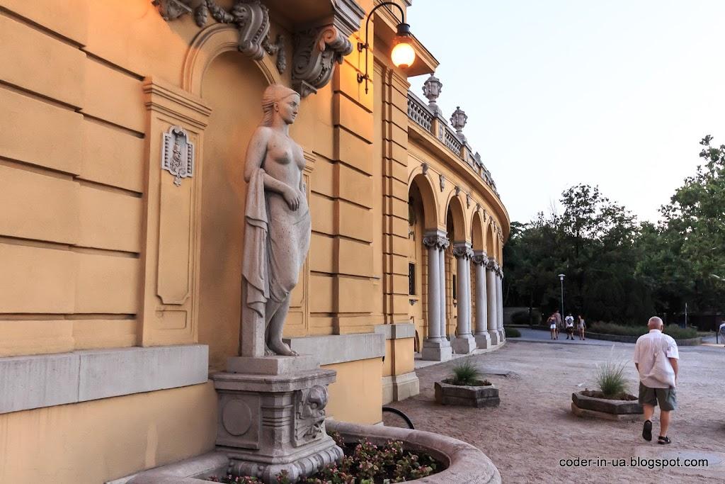 купальни сечени. будапешт. венгрия